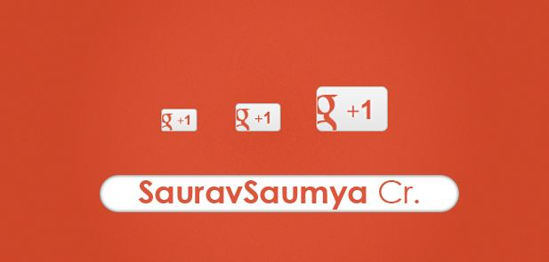 SauravSaumya Cr. On G+